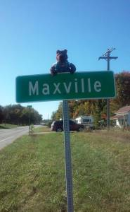 Hey, I think they named this town after me! Isn't that awesome!