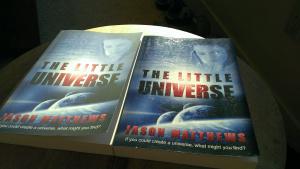 Matte vs Glossy The Little Universe 2