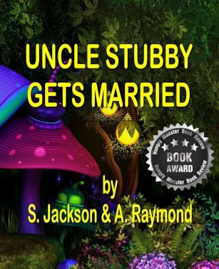FRONT-UncleStubbyGetsMarriedCoverAwards2017