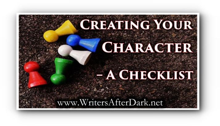 creating character post1