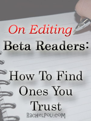 How To Find Beta Readers You Can Trust