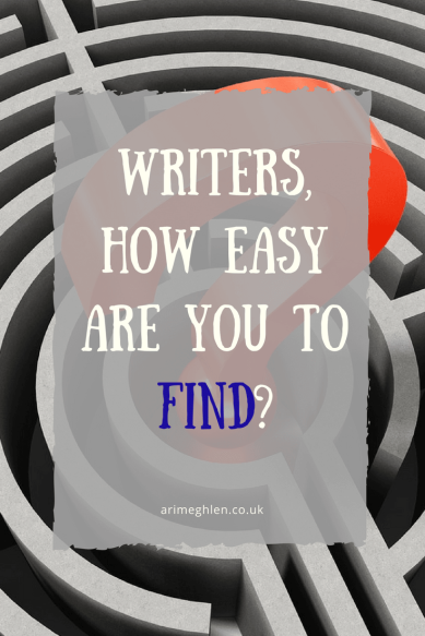 Banner Writers, how easy are you to find? Looking out your prevelance and visibility online